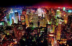 Illuminated NYC