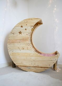 moon crib modern country, cutest babies, baby beds, girl bedrooms, reading nooks, reading chairs, toddler bed, kid, baby cribs