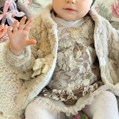 Mini Raxevsky infant outfit - www.mini-raxevsky.com