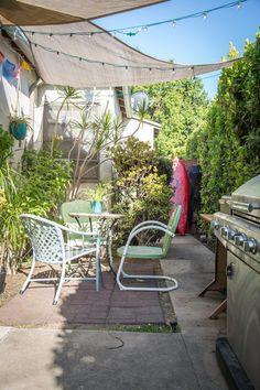 Scott's California Bohemian — House Tour | Apartment Therapy