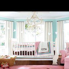 Baby girl room