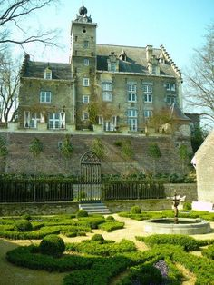 Andre's castle