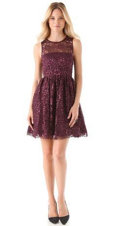 pretty party dress!