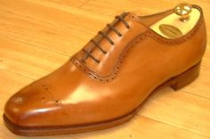 Edward Green - among the finest, probably most elegant English shoes