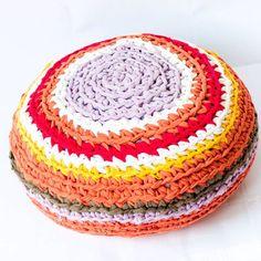 Rag Rug Tutorial - Sugar Bee Crafts
