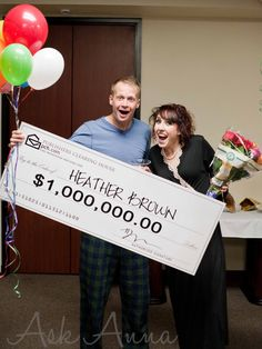 Publishers Clearing House Party - Ask Anna