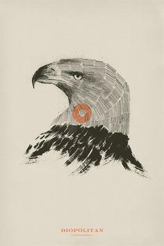 'Eagle' Mark Brooks - Biopölitan Project