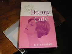 Vintage 1960s Merle Norman Beauty Care Box | eBay