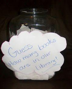 A fun idea for a library contest!