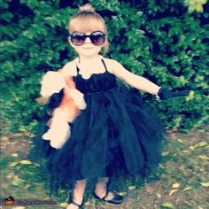 Little Miss Audrey Hepburn