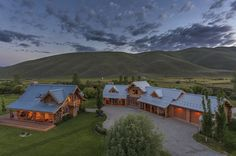 Steve mcQueen's Idaho ranch