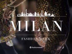 Pinning in Italian for Fashion Week, via the Official Pinterest Blog