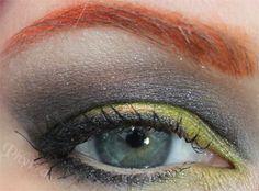Greensmoke Tutorial. Click through to read more! #beauty #makeup #inglot #fyrinnae #urbandecay #crueltyfree #tutorial