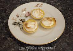 Lemon meringue pie, mojito way