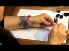 ▶ Best Polymer Clay Bead Tutorial - YouTube