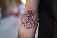 #Mandala #tattoo by Pepe Vicio @ ltw Barcelona