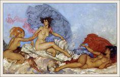 The Pictorial Arts: Rococo Aphrodite