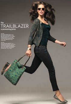 how do you define #trailblazer