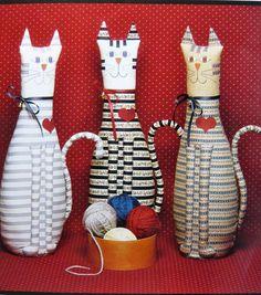 Cat Doorstop felt cat, cat decor, cat doorstop, crafts, 80s craft, patterns for stuffed cats, sewing patterns