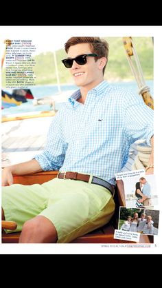 Southern prep. Southern boys have the best style