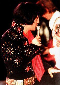 Elvis on tour 1971