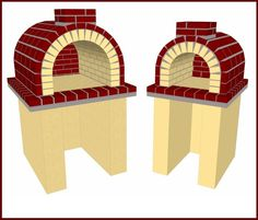 Build your own brick oven