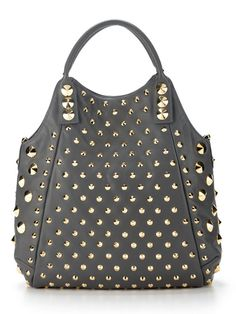 <3 Garbo Tote by Be and D