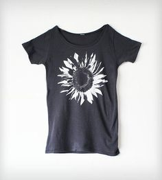 Womens Sunflower Tee | Themes T-Shirts | Naturwrk | Scoutmob Shoppe | Product Detail