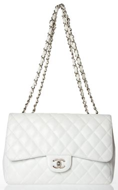 CHANEL SHOULDER BAG @Michelle Flynn Coleman-HERS