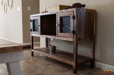 Rhyan Console table