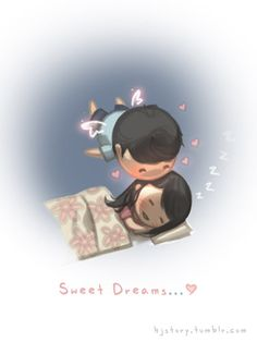 Sweet Dreams Baby by ~hjstory on deviantART