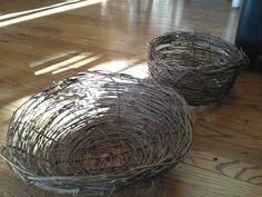 grapevine baskets