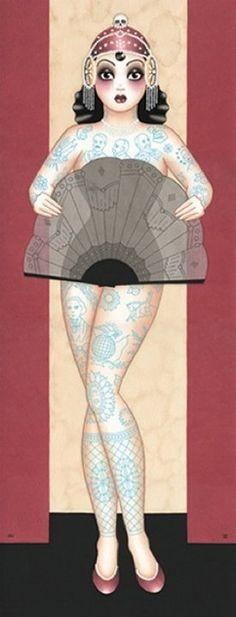 Damita by Angelique Houtkamp
