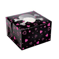 Pink Pirate Girl Cupcake Boxes - OrientalTrading.com