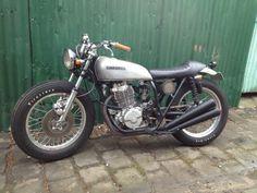 vintag moto, honda xr600, motor inspir, honda cb360, bike idea, seats, honda motorcycles, honda cb 360, custom motorcycl