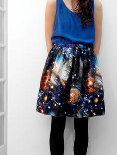 Space skirt!!