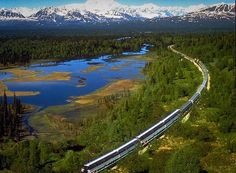 Denali Star Route, Alaska