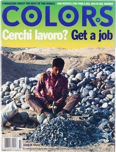 Colors Magazine - Get a job