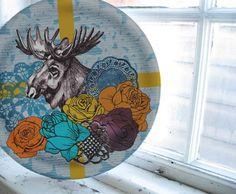 Tray Sw. Moose #NordicDesignCollective #tray #bricka #kerstindesign #nordicdesign #design #kitchen