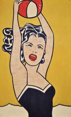 <3 Pop art