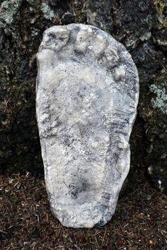 Bigfoot casting replica