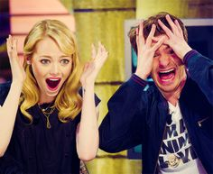 emma and andrew. So cute.