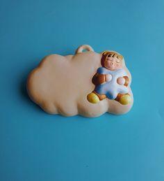 Stampo per coccarda con orsetto