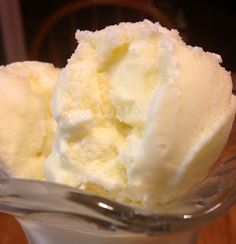3 Small Town Chefs: Vanilla Ice Cream - Homemade Custard
