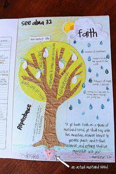 scripture journal, more ideas