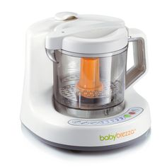 $99.99 Make your own baby food with the Baby Brezza One-Step Baby Food Maker. It's BPA and Phthalate Free