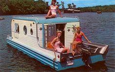 Any boat will do!