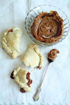 dulce de leche empanadas + @Rachael @ Set the Table is one amazing lady ...