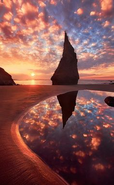 Wizard's Hat in Bandon, Oregon