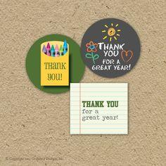 teacher appreciation printable, appreci tag, free tag, ordinari design, appreci gift